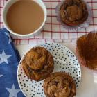 Banana & Nutella Muffins