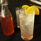 Orange and Lavender Simple Syrup