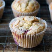 Raspberry and Orange Cupcakes