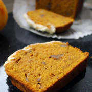 Pumpkin Banana and Orange Bread