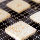 Coconut and Lime Shortbread