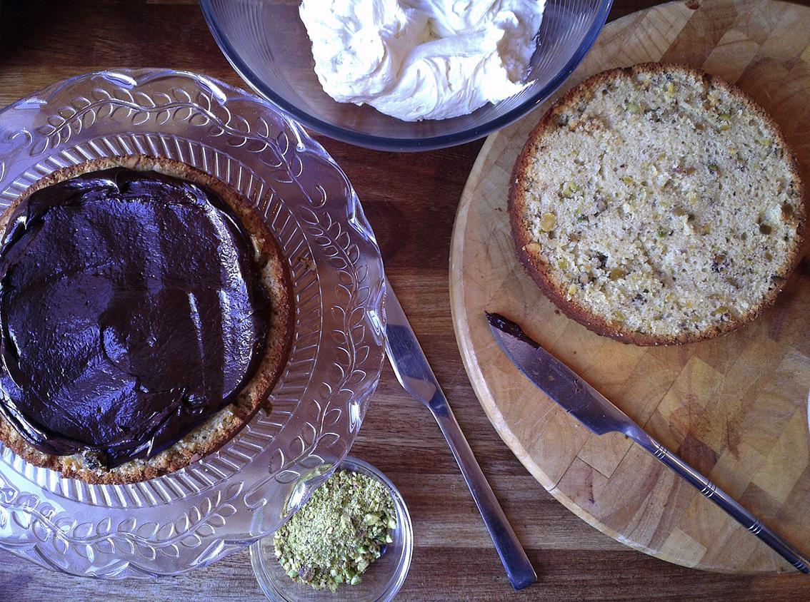 pistachio cake 2