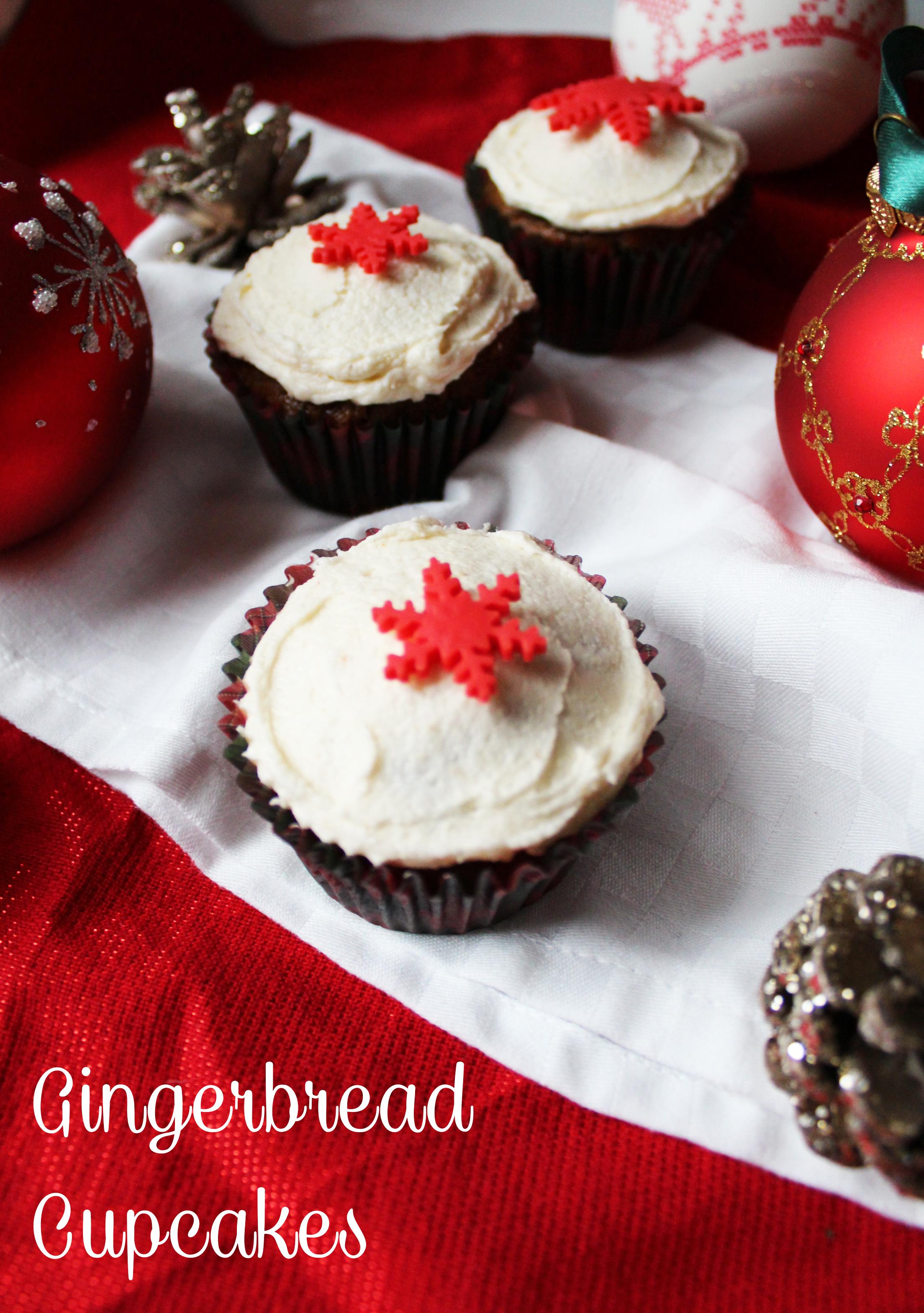 gingerbread cupcakes 6