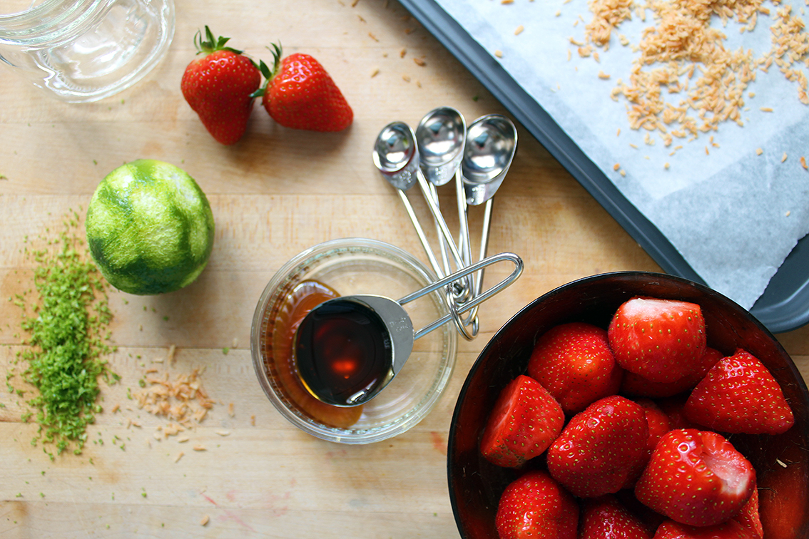 roasted strawberries 2