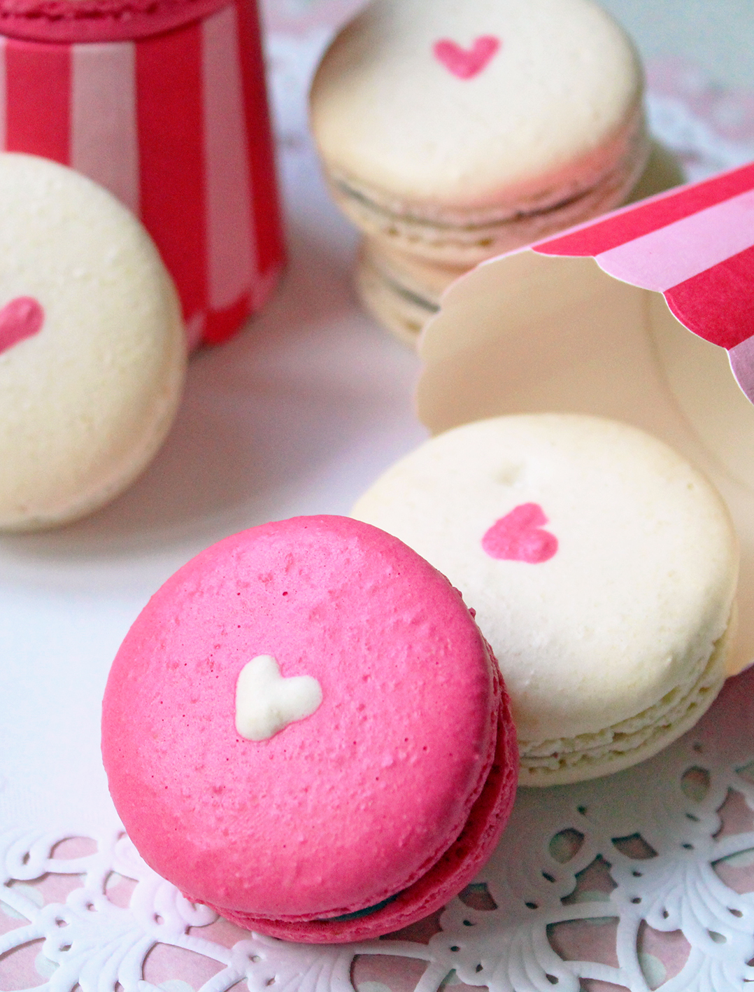 valentines macarons 3