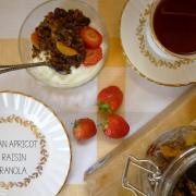 Pecan, Apricot & Raisin Granola